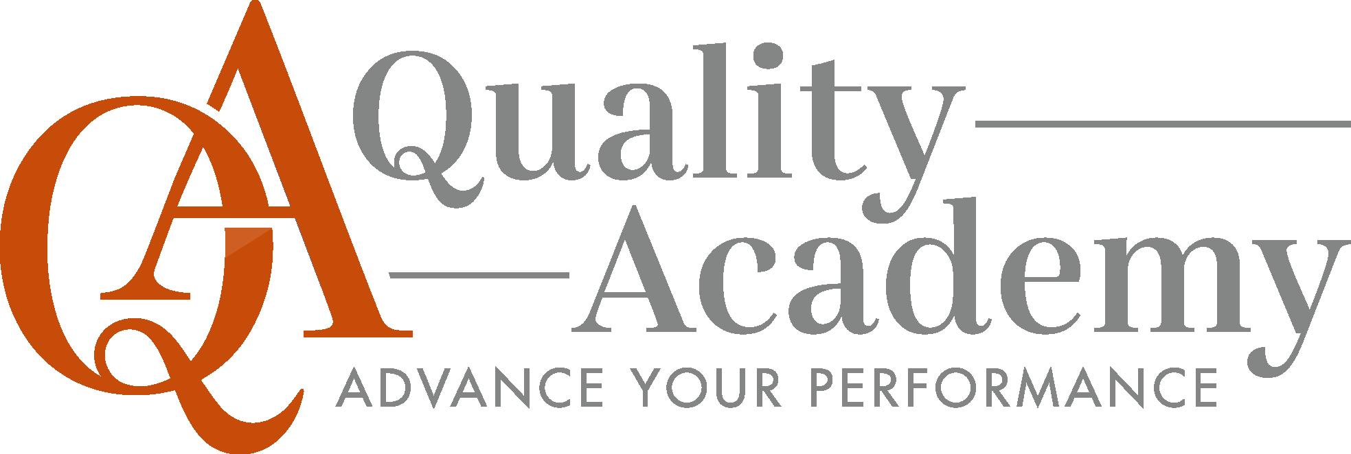 QA Logo Open
